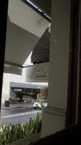 Le'Toile Window