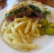 Misty's Burger