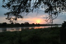 8 Lower Sabie Sunset