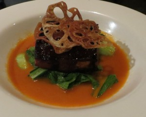 Pork Belly Lotus