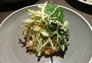 Calamari Cabbage