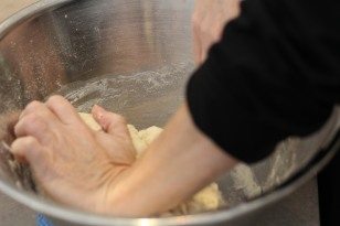Bread 6 Dough Kneading